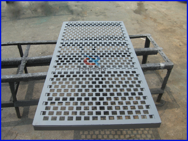 Vibrating screen accessories si