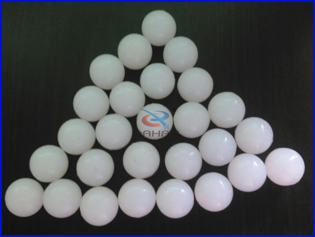 Vibration sieve rubber bouncing ball