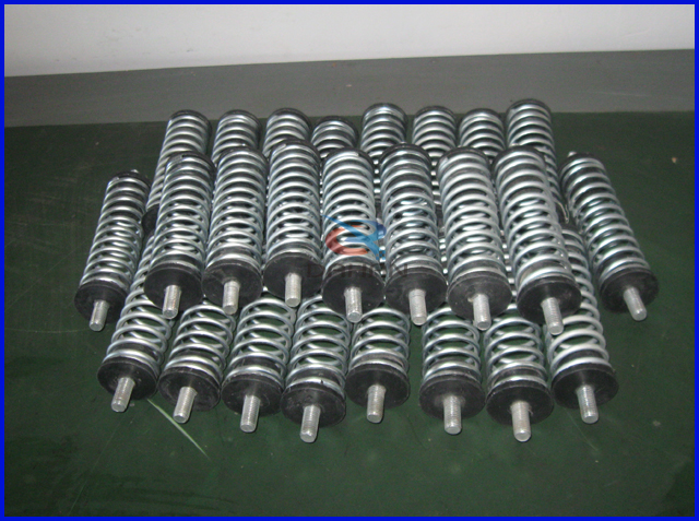 Vibrating screen spring