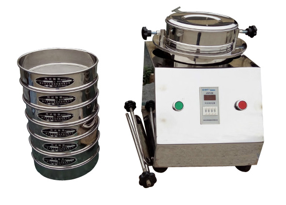 Test sieve machine