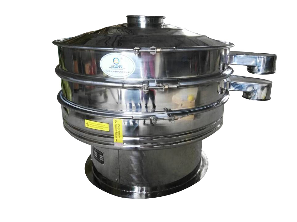 GMP stainless steel vibrating sieve